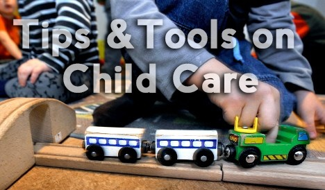 Tips & Tools on daycare