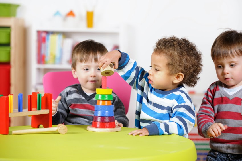 Kinder Garden: Importance Of Your Preschool Providing Play In Class