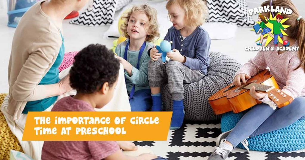 The Importance Of Circle Time At Preschool