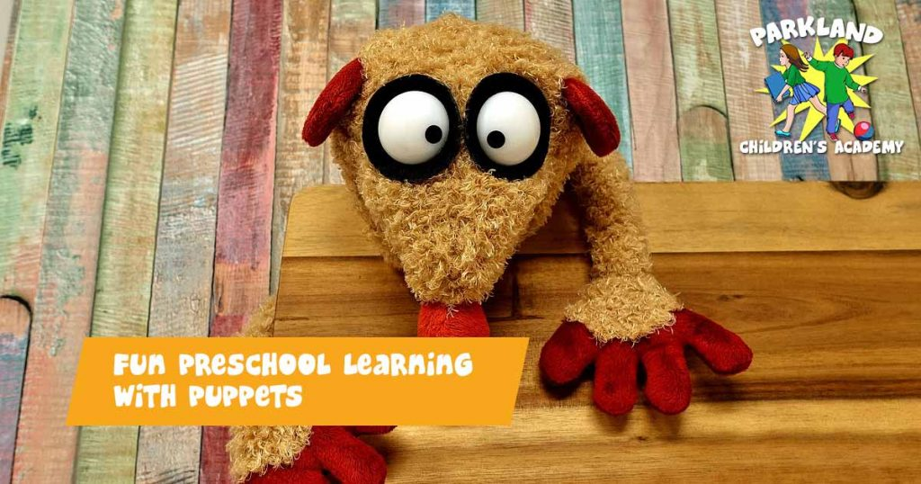 The Benefits Of Puppets For Your Preschool Child's Learning