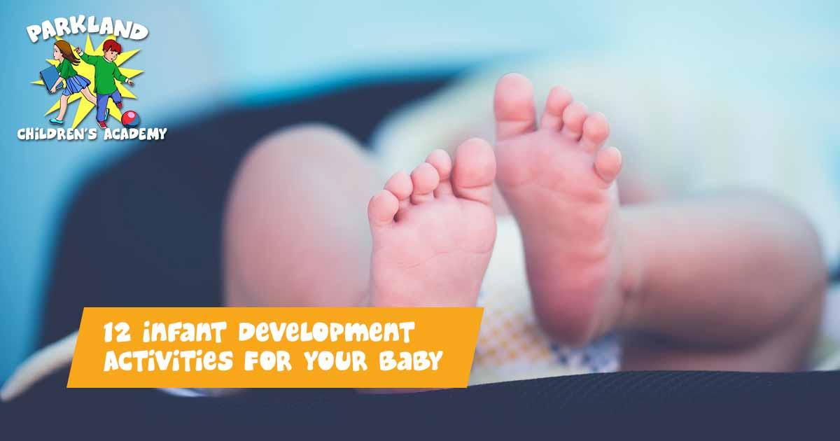Infant Development Activities