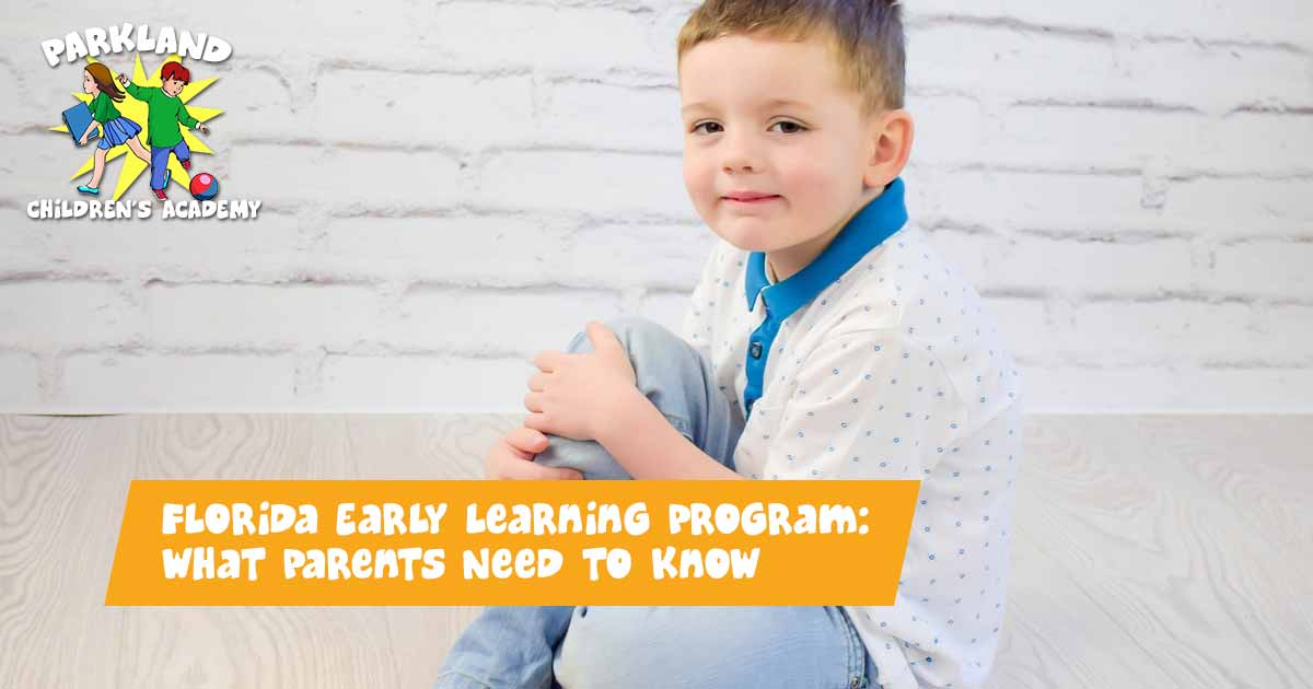 Florida Early Learning Program