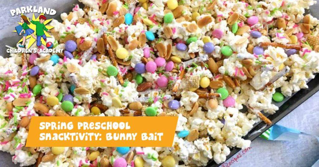 Preschool Snacktivity