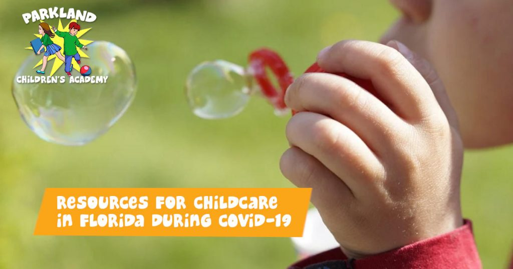 childcare during covid-19