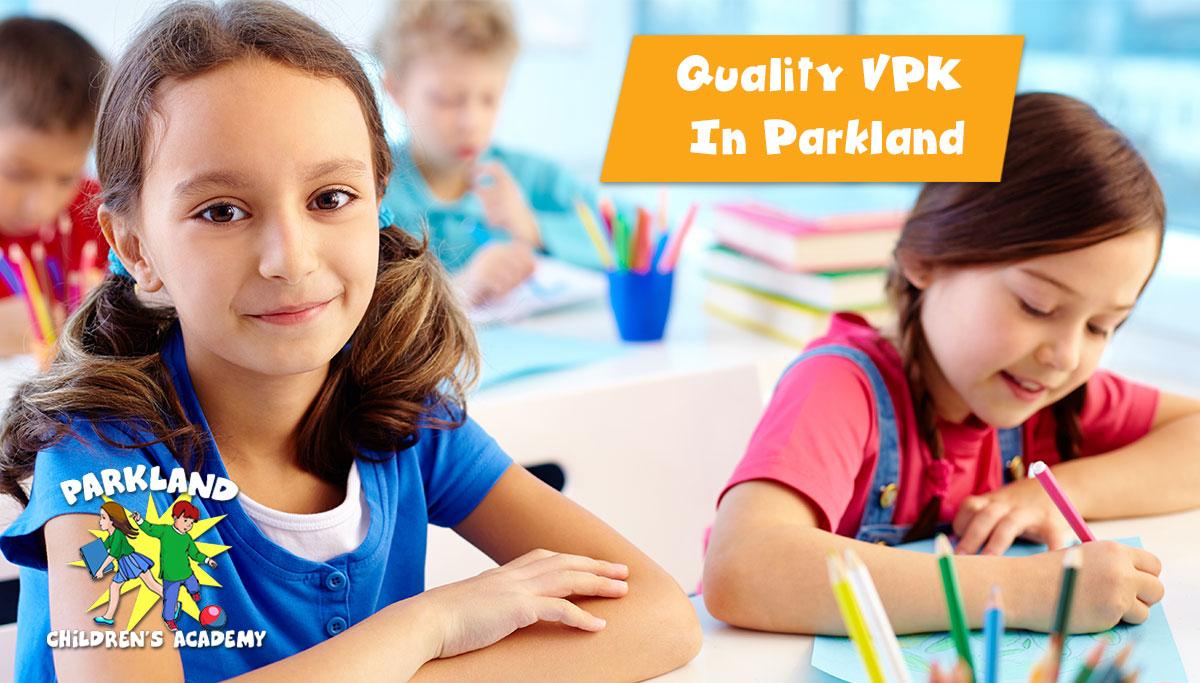 VPK in Parkland